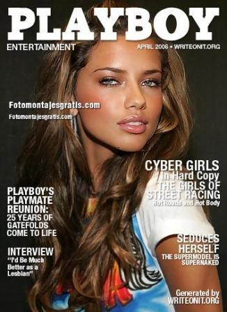 Revista Pley Boy New Calendar Template Site