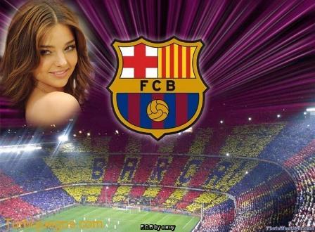 Un fotomontaje hecho para todos los hinchas del Club de futbol FC ...