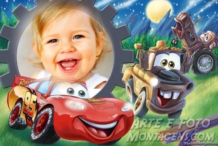Crear fotomontaje de cars
