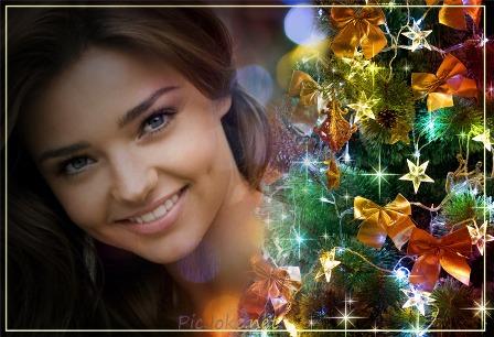 Fotomontaje de navidad para FaceBook - Imagui