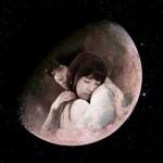 Fotomontajes luna llena