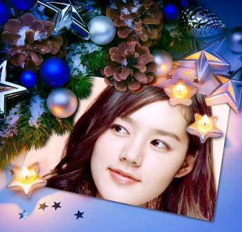 Montaje navideño 2012