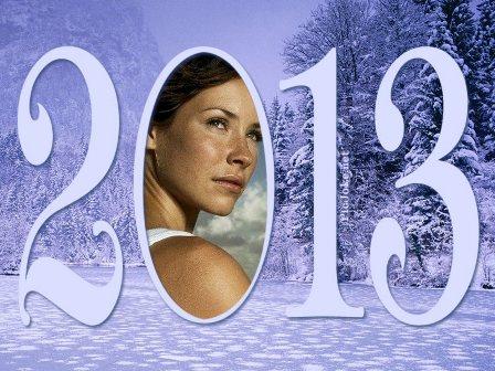 fotomontajes año nuevo 2013