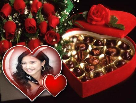 fotomontajes de san valentin