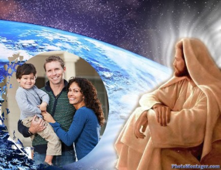 Fotomontajes para semana santa