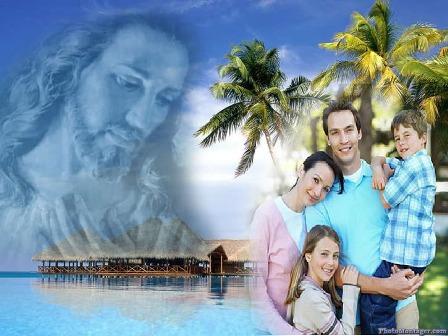 fotomontajes bello de jesus