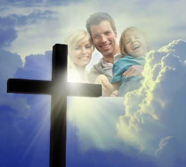 Bellos fotomontajes religiosos