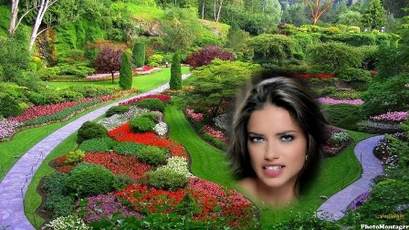 Fotomontajes con paisajes maravillosos