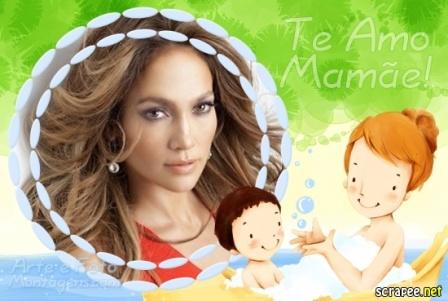 fotomontaje para el dia de la madre