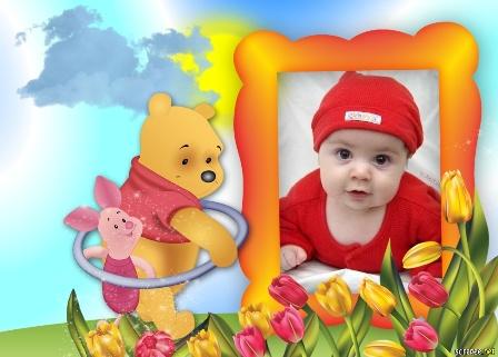fotomontajes para niños