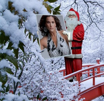 Fotomontajes con Papa Noel
