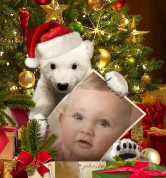 fotomontajes de navidad 2013