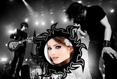 fotomontaje de My Chemical Romance