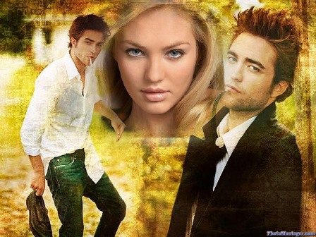 fotomontajes gratis con robert pattinson