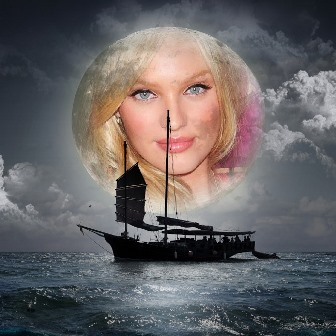 fotomontajes en un barco