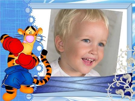 Fotomontajes con tiger