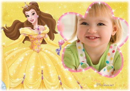 Fotomontajes para niñas