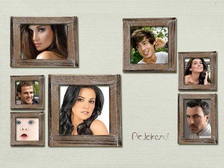 Fotomontajes familiares fotomontajes gratis online - Cuadros con fotos familiares ...