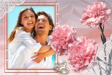 Fotomontajes para recien casados