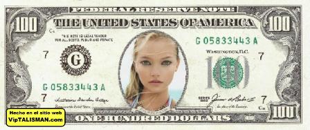 Fotomontajes en dinero
