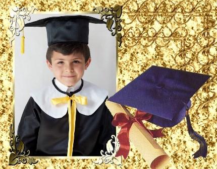 fotomontajes de graduación