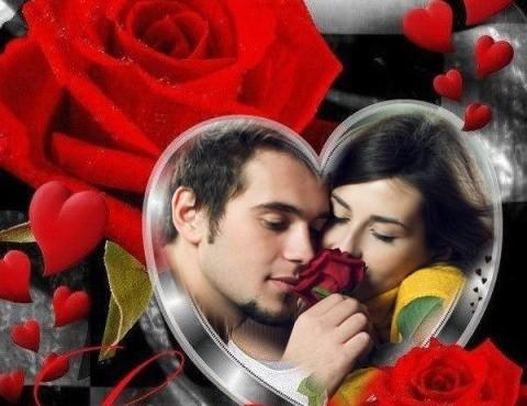 ¡Feliz San Valentin mi amor!