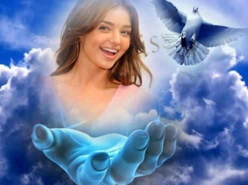 Que el Espíritu Santo te protega siempre